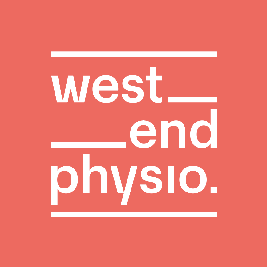 West End Physio company logo
