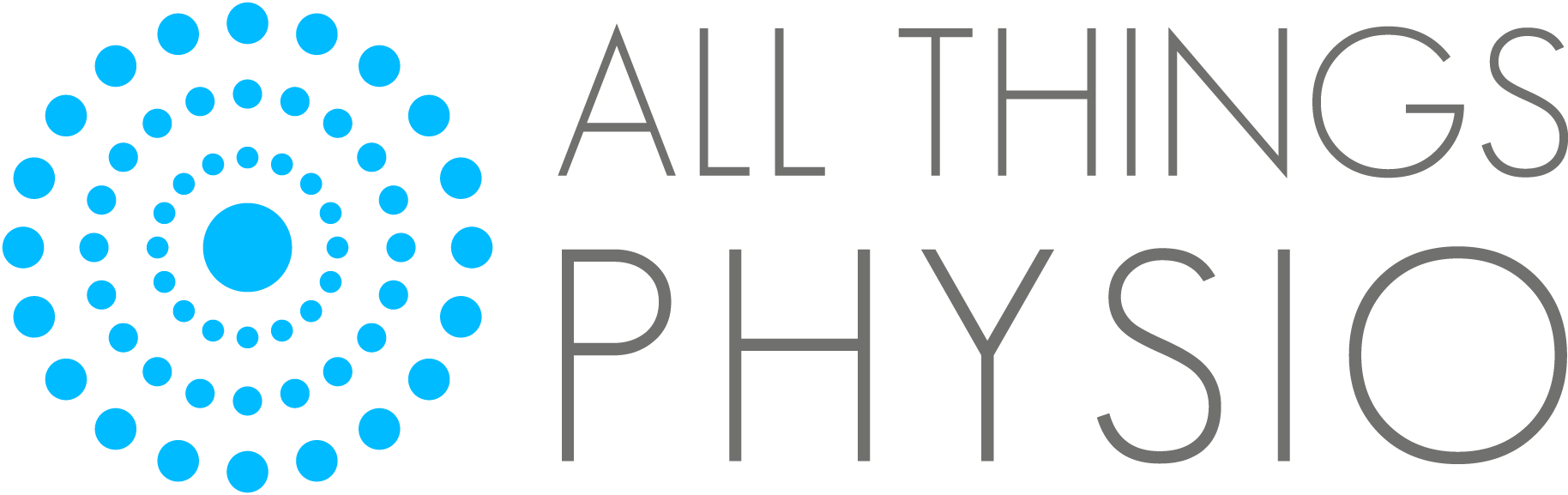 All Things Physio company logo