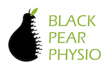 Black Pear Physio company logo