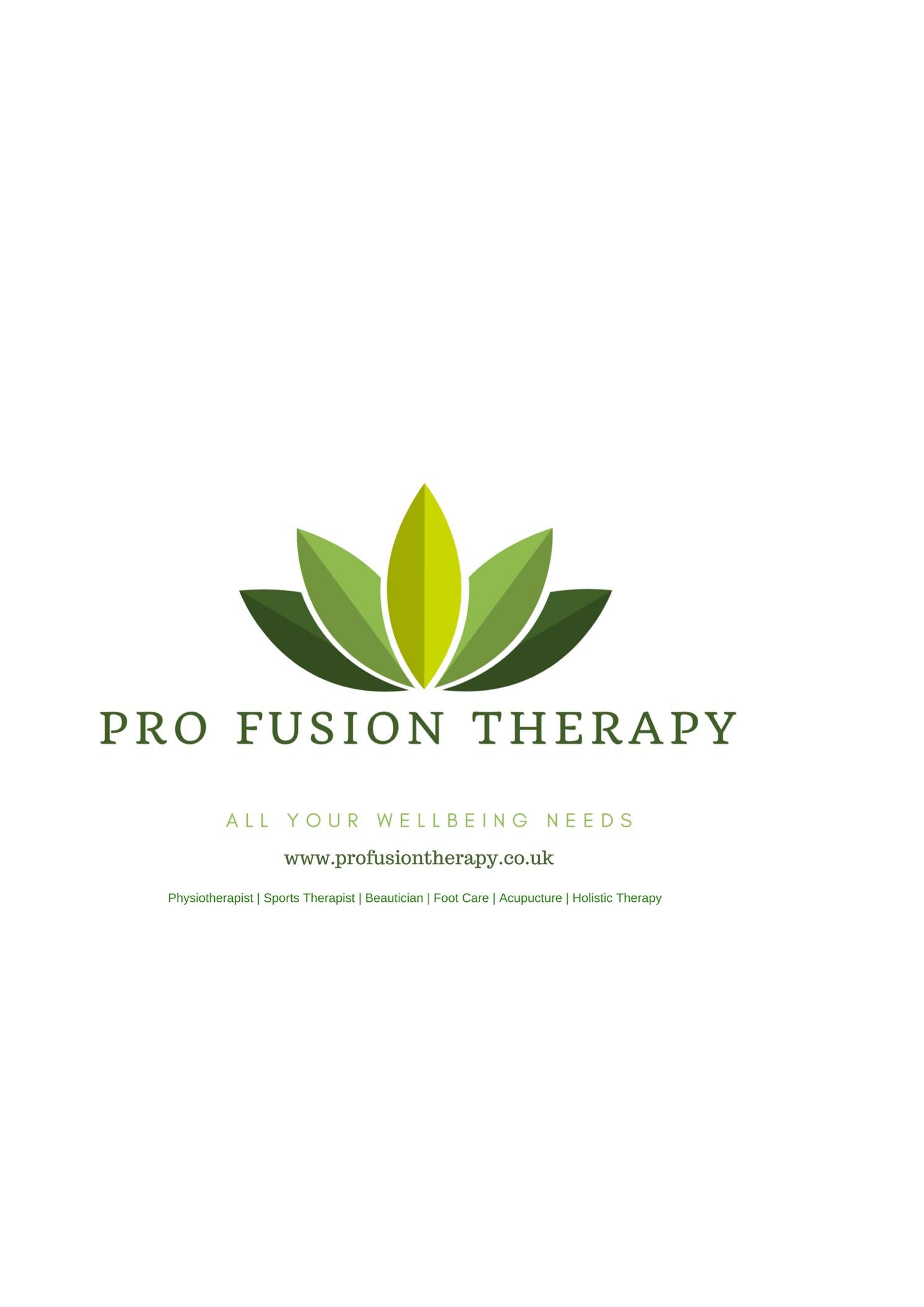 Pro Fusion Therapy company logo