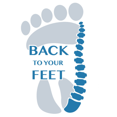 Back To Your Feet  company logo