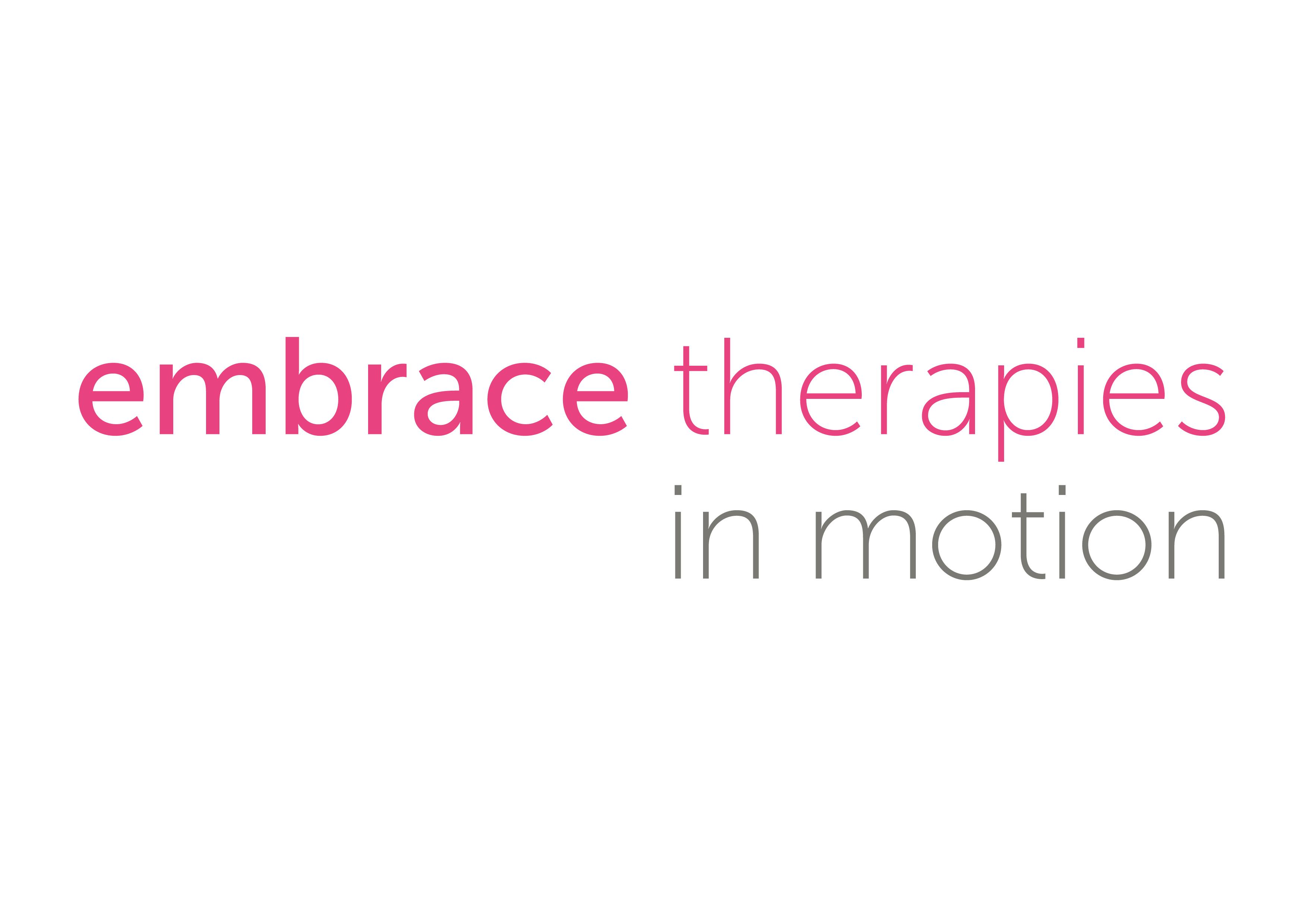 Embrace Therapies company logo