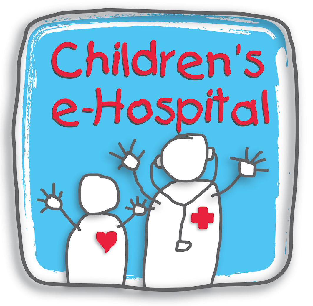 The Children's e-Hospital company logo