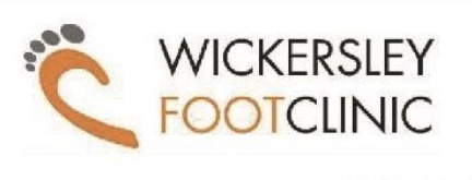 Wickersley foot clinic company logo