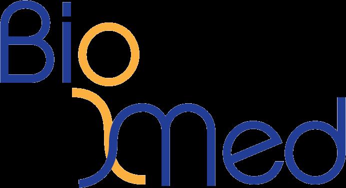 BioMed company logo